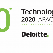 デロイト2020年アジア太平洋地域テクノロジー Fast500