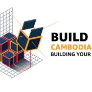 AWS Build On Cambodia 2021 ハッカソンロゴ